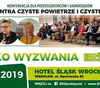 IX Eko Wyzwania dla Dolnego Śląska. Będzie o mieście, powietrzu i mitach. Kto chętny?