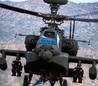 Helikoptery Apache będą montowane w Łodzi