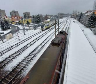 Niestety, przystanki kolejowe nam odjechały. Ministerstwo nie dało zielonego światła