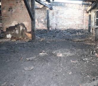 Pożar w Rybniku: w opuszczonym budynku w centrum spłonął mężczyzna