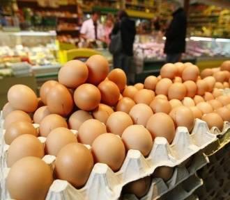 Sprawdź, ile kosztują jajka w popularnych sklepach