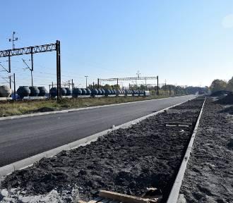 Nowa droga w Opolu prawie gotowa, ale otwarcia nie będzie