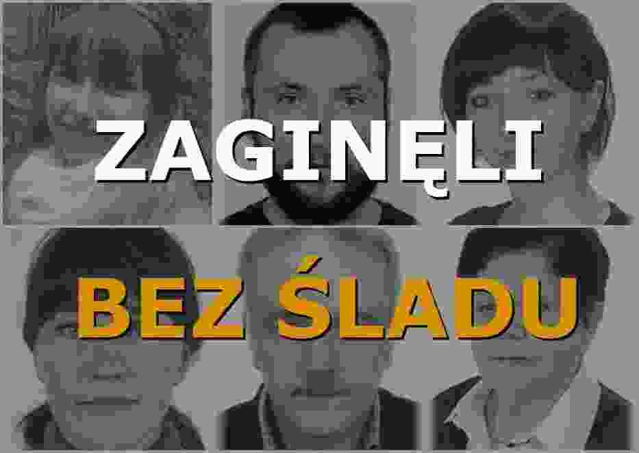 Rocznie w Polsce znikają setki osób