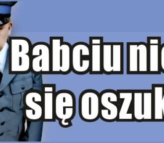 Okradły seniorkę na ul.Bohaterów.Apel policji