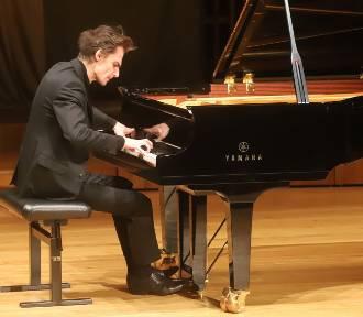 Pierwszy radomianin zakwalifikowany do konkursu chopinowskiego grał w Muzycznej WIDEO