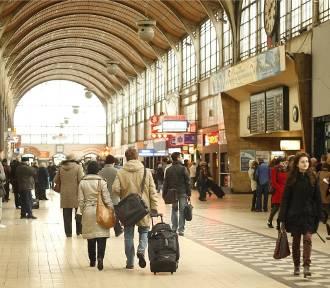 Wrocław Główny 10 lat temu. Pamiętacie taki dworzec? Zobaczcie unikatowe zdjęcia!