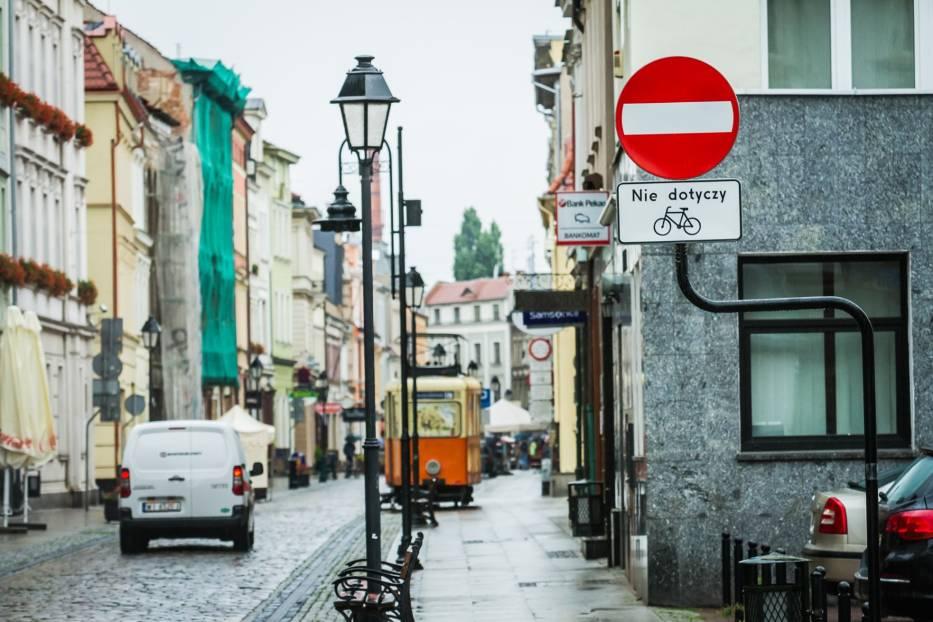 Europejski Dzień Bez Samochodu w Bydgoszczyul