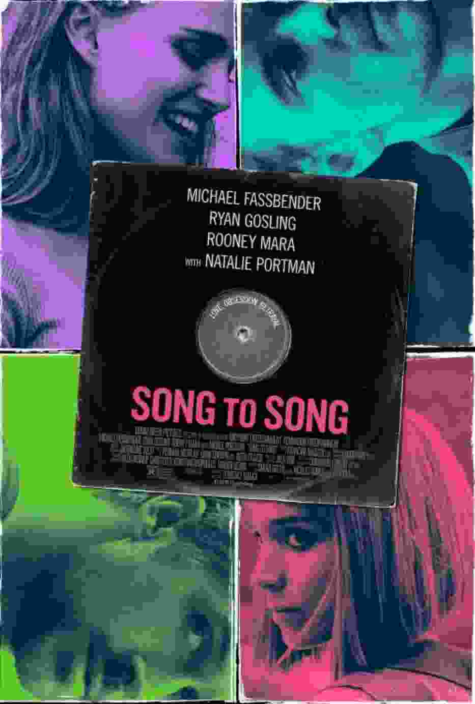 """""""Song To Song""""Reż"""