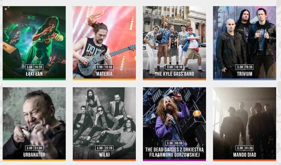 Woodstock 2017. Kto zagra na Dużej Scenie: 3 sierpnia