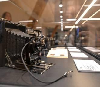 Polskie unikatowe aparaty fotograficzne w Hevelianum