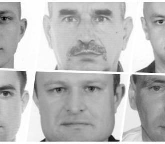 Gangsterzy poszukiwani przez policję na Podkarpaciu [ZDJĘCIA]