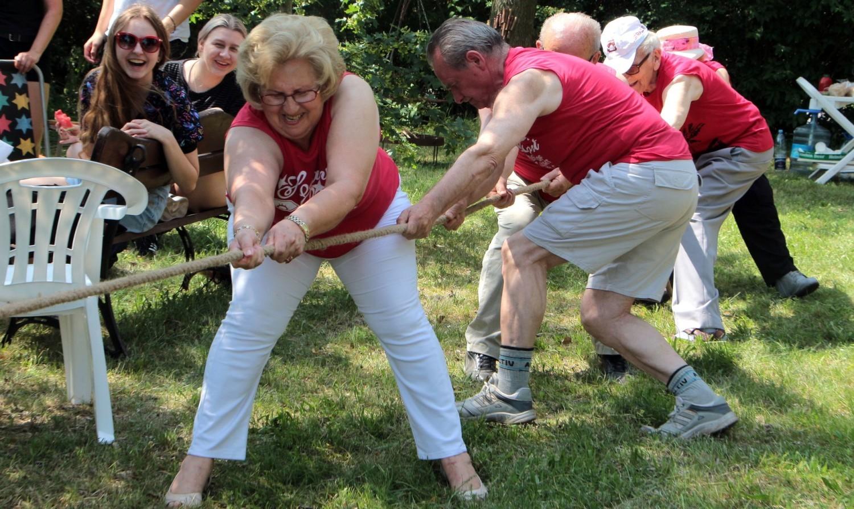 Seniorzy z Grudziądza brali udział w Olimpiadzie Senioralnej [zdjęcia]