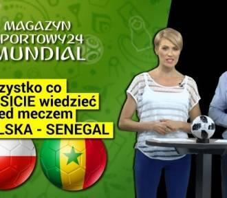 Polska - Senegal. Kogo boją się Senegalczycy i czyi kibice piją więcej oglądając mecz?