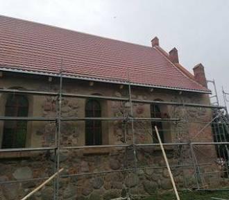 Są pieniądze na renowację posadzki i ścian zabytkowego kościoła w Krzywnicy