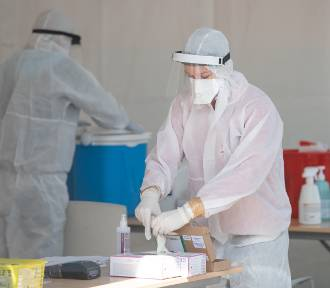 Sanepid w Wągrowcu podał najnowsze dane dotyczące epidemii