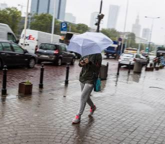 Przygotuj się na zmianę pogody. Synoptycy zapowiadają ochłodzenie i opady deszczu
