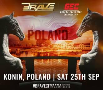 Walka o mistrzostwo świata MMA w Koninie!