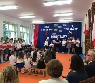 Obchody rocznicy agresji ZSRR na Polskę w Szkole Podstawowej w Sieńcu ZDJĘCIA