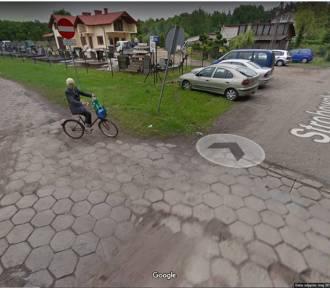 Ulica Strobowska w Skierniewicach. Google Street View kontra rzeczywistość [FOTO]