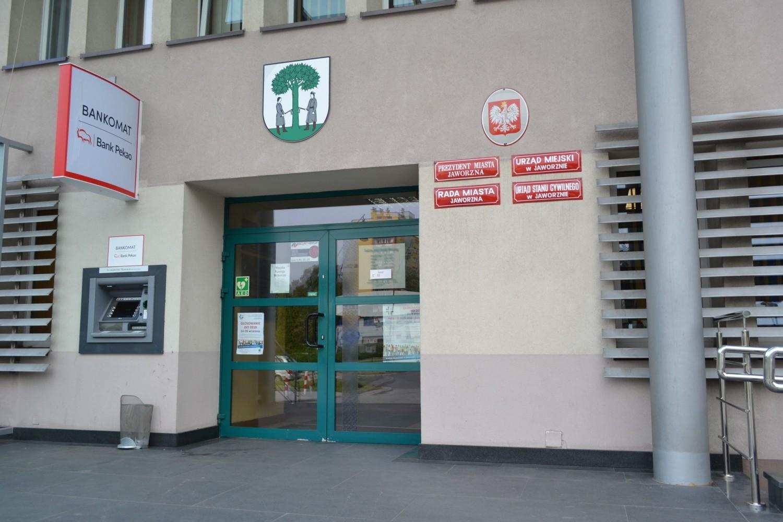 Urząd Miejski w Jaworznie będzie zamknięty dla mieszkańców od piątku, 13 marca, aż do odwołania