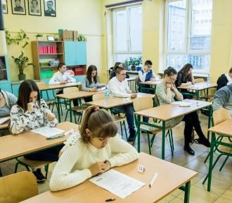 Próbny egzamin ósmoklasisty z matematyki [ODPOWIEDZI]
