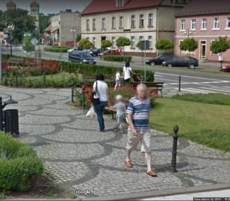 Mieszkańcy Szamocina na Google Street View. Sprawdź czy jesteś na zdjęciu!