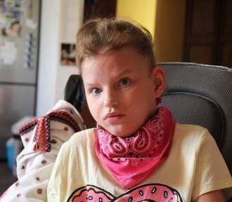 Gmina Gniew: pomóżmy Zuzi Draheim wrócić do zdrowia. W grupie siła!