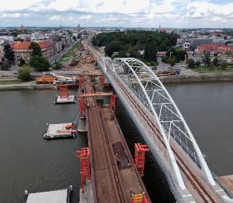 Kraków. Rozpoczyna się kolejny etap demontażu mostu. Będą utrudnienia w ruchu