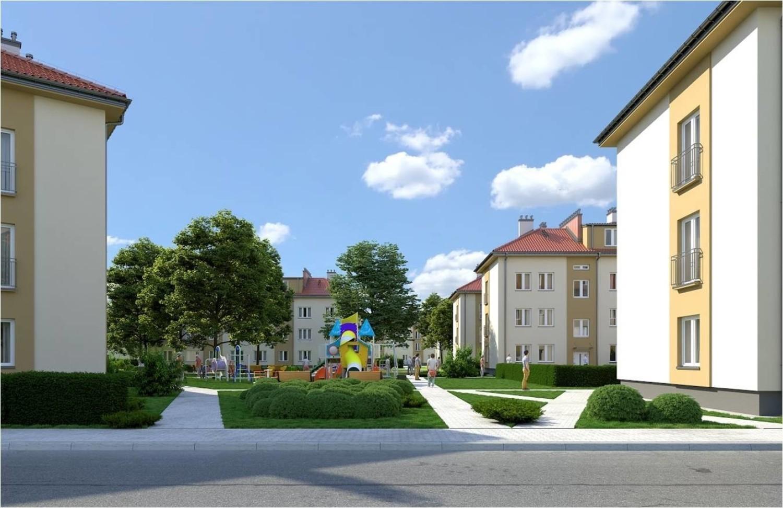 Tak dąbrowskie osiedle w rejonie ul. Mickiewicza i Krasińskiego ma wyglądać po wszystkich zaplanowanych pracach Zobacz kolejne zdjęcia/plansze. Przesuwaj zdjęcia w prawo - naciśnij strzałkę lub przycisk NASTĘPNE