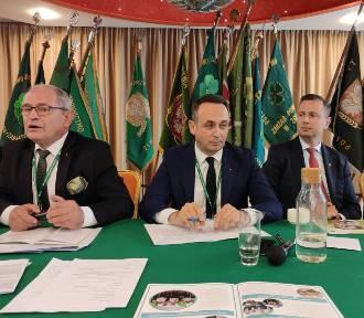 Dariusz Klimczak nadal na czele Łódzkiego PSL ZDJĘCIA