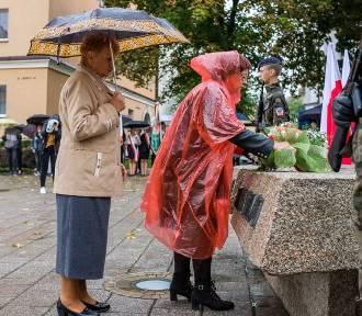 Tarnów. W strugach deszczu uczcili Dzień Sybiraka [ZDJĘCIA]