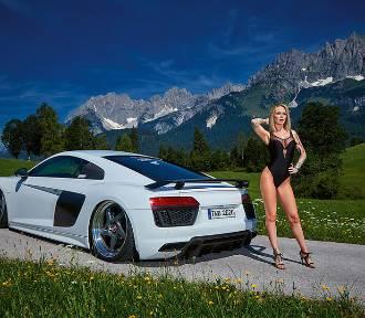 Kalendarz Miss Tuningu 2020 - miss piękności i szybkie samochody [ZDJĘCIA]