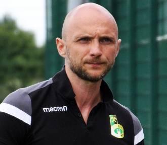 Trener GKS Bełchatów wyjeżdża na staż do Anglii