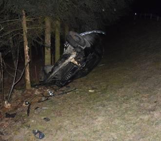 Nowe fakty w sprawie wypadku w Zabłędzy. Kierowcy byli pijani i ścigali się