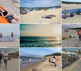 Pomorskie plaże w obiektywie Google Street View