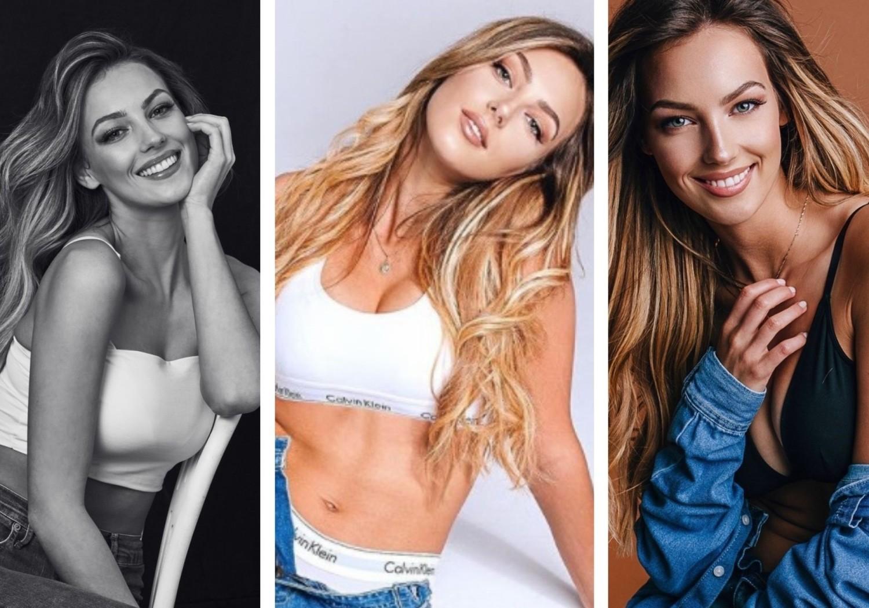 Klaudia Wonatowska z Chełmży bierze udział w konkursie Miss Polonia 2020