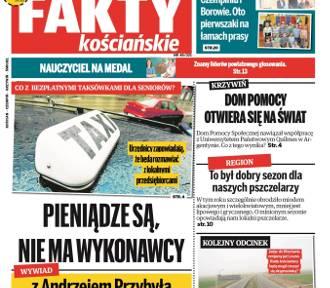"""Zapraszamy do lektury nowych """"Faktów Kościańskich"""" [ZAPOWIEDŹ]"""