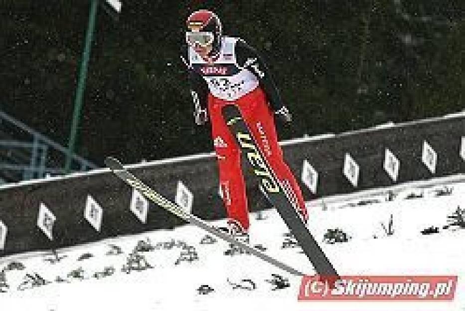 Simon Ammann - Zakopane 2007 r