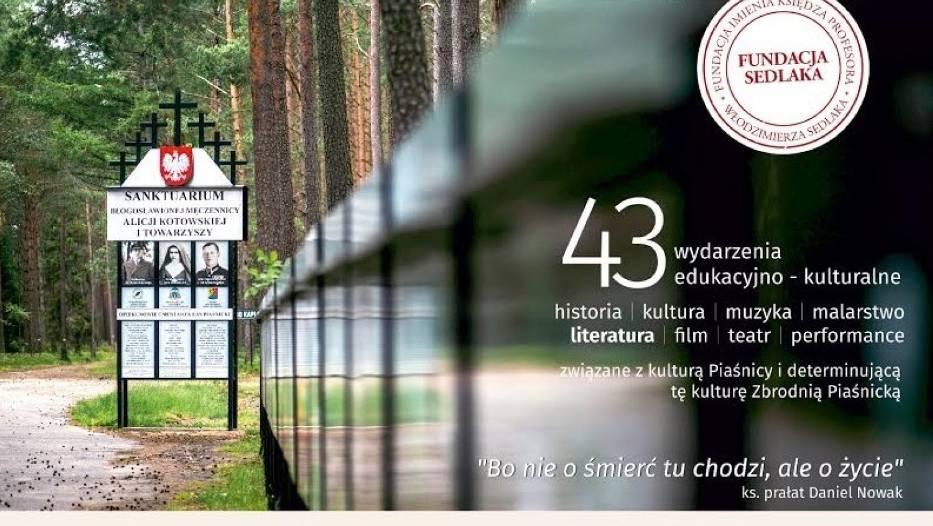 """Spotkanie organizowane jest w ramach warsztatów filmowych w Projekcie """"Piaśnica - kultura miejsca"""""""