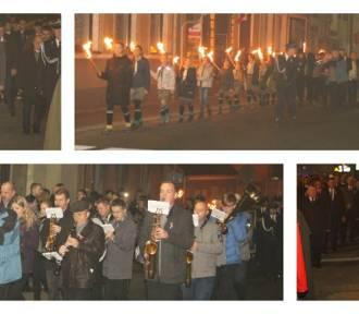 Uroczystości z okazji 100. rocznicy odzyskania niepodległości w Koźminie Wielkopolskim [ZDJĘCIA]