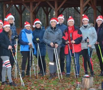 Aktywni Plus: Mikołajkowy Rajd Nordic Walking [MAMY ZDJĘCIA!]
