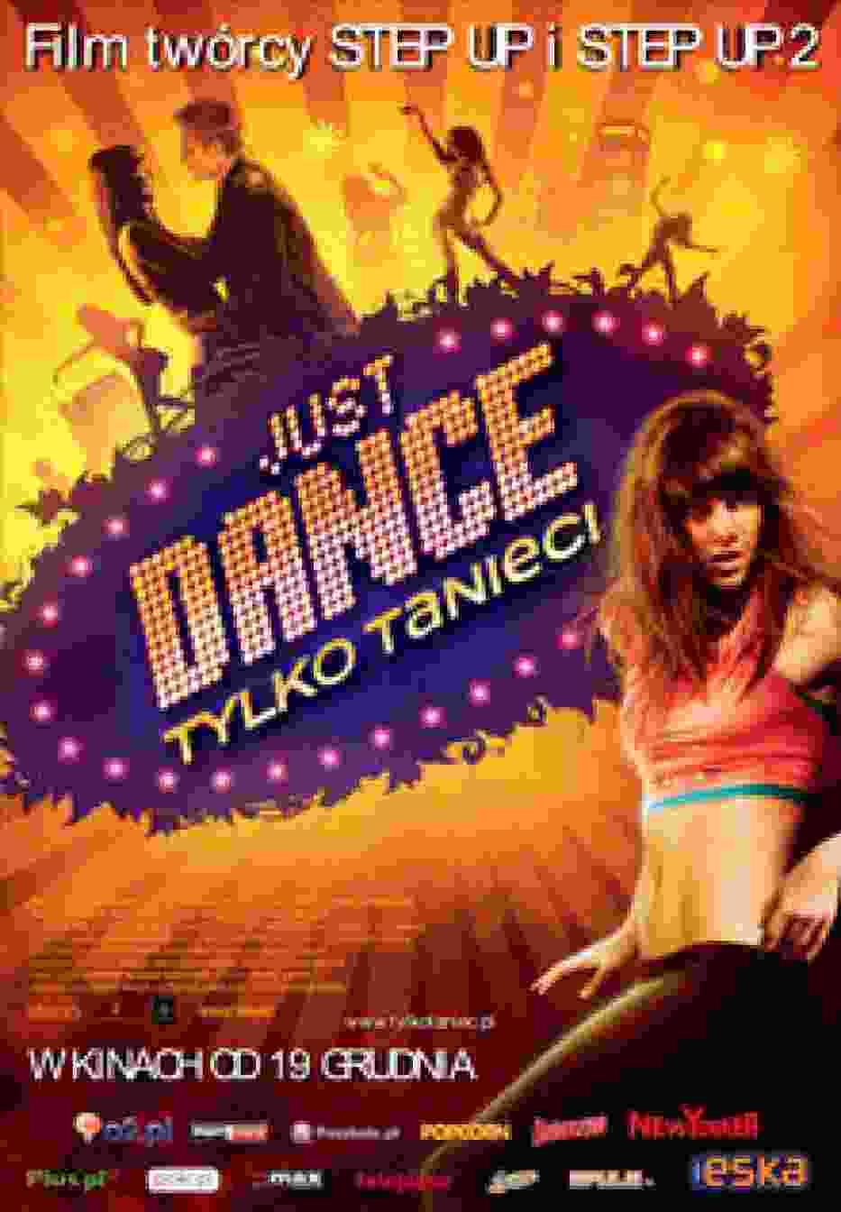 """Plakat filmu """"Just Dance - Tylko taniec"""""""