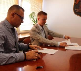 Umowa na odwodnienie sieradzkich dzielnic Zapusta i Wola Dzierlińska