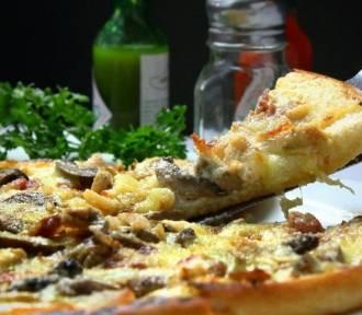 TOP 10 w Inowrocławiu - te lokale polecają miłośnicy pizzy!