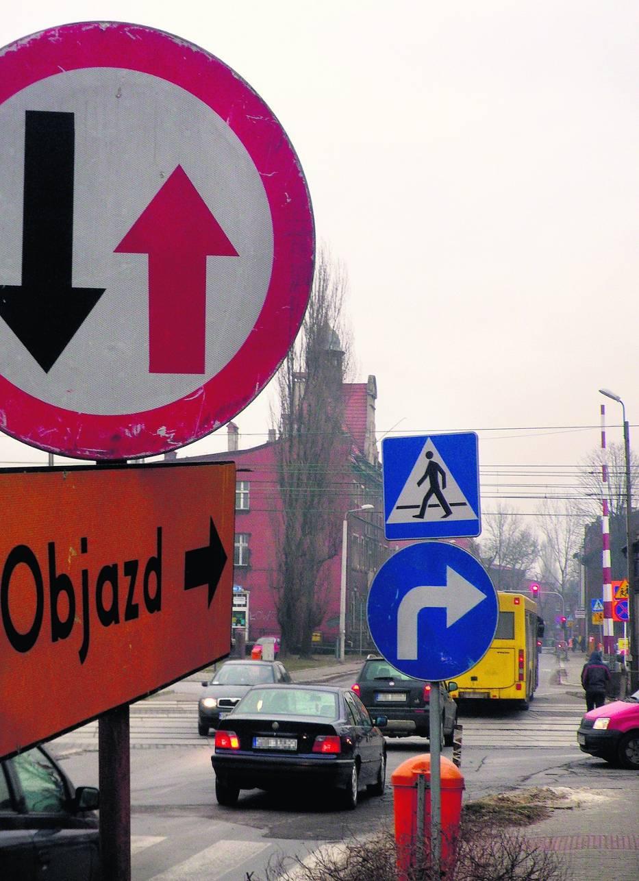 Nowe Drogi A Stare Znaki Czyli Problemy Kierowców Naszemiastopl