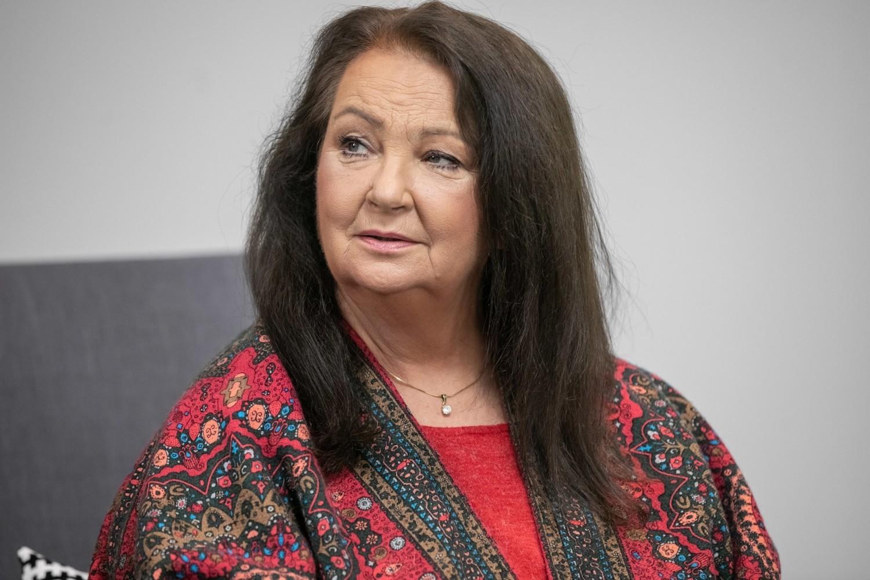 Anna Dymna była gościem specjalnym IX Forum Seniora!