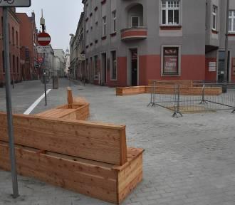 Plac miejski w Rybniku obok Poczty prawie gotowy [ZDJĘCIA]