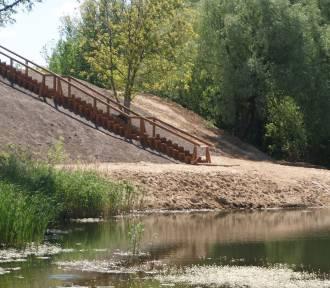 Jezioro Grona w Kaliszu. Tak wygląda dzisiaj miejsce rekreacji na osiedlu Zagorzynek. ZDJĘCIA