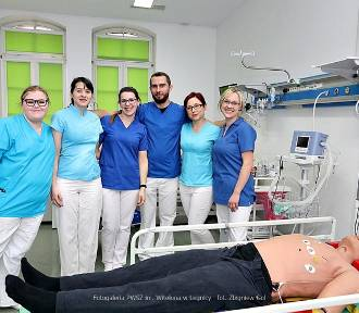 Otwarcie Monoprofilowego Centrum Symulacji Medycznej w Legnicy [ZDJĘCIA]
