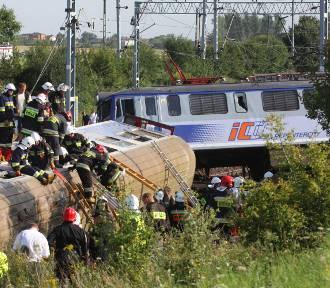 Mija 9 lat od katastrofy kolejowej w Babach